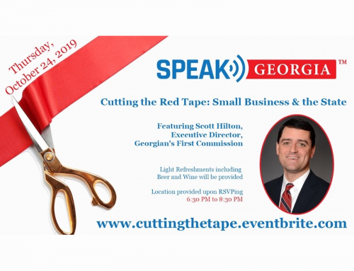 Cutting the Red Tape: Small Business & the State – October 24, 2019