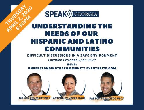 Townhall: Understanding the needs of the Hispanic and Latino Communities